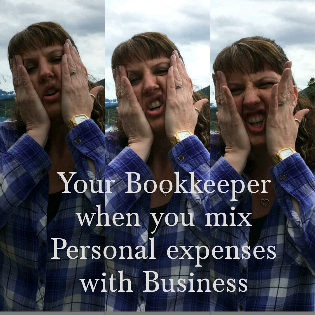 Don't Mix Personal Expenses with Business