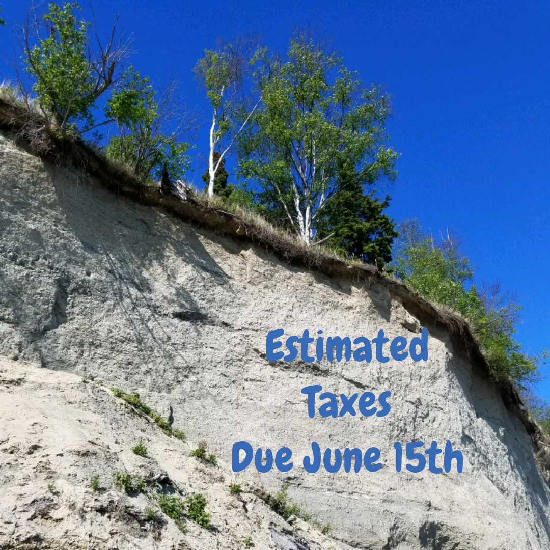 June 15, 2017 Estimated Taxes Due